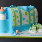 Descarga Lindas Imágenes de tortas para celebrar un Baby Shower