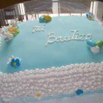 Modelos de pasteles decorativos para bautizo – Imágenes para Descargar