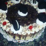 Receta de torta helada para el 14 de Febrero