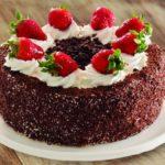 Como preparar una torta selva negra para un cumpleaños