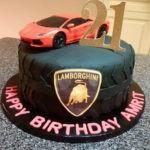 12 modelos de tortas de cumpleaños especialmente para hombres