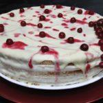 Como Preparar una tarta de queso con chocolate blanco sin azúcar