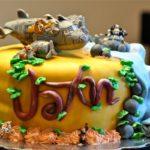 Modelos de Tortas de Cumpleaños para una Fiesta Infantil – Descarga Gratis