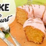 Receta de cómo preparar Queque de yogur de vainilla