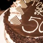 Lindas Tortas de Cumpleaños de 50 Años
