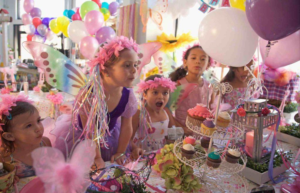 Fiestas para niños de 4 a 7 años -12