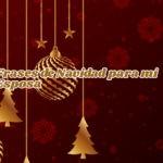Frases de navidad para mi esposa