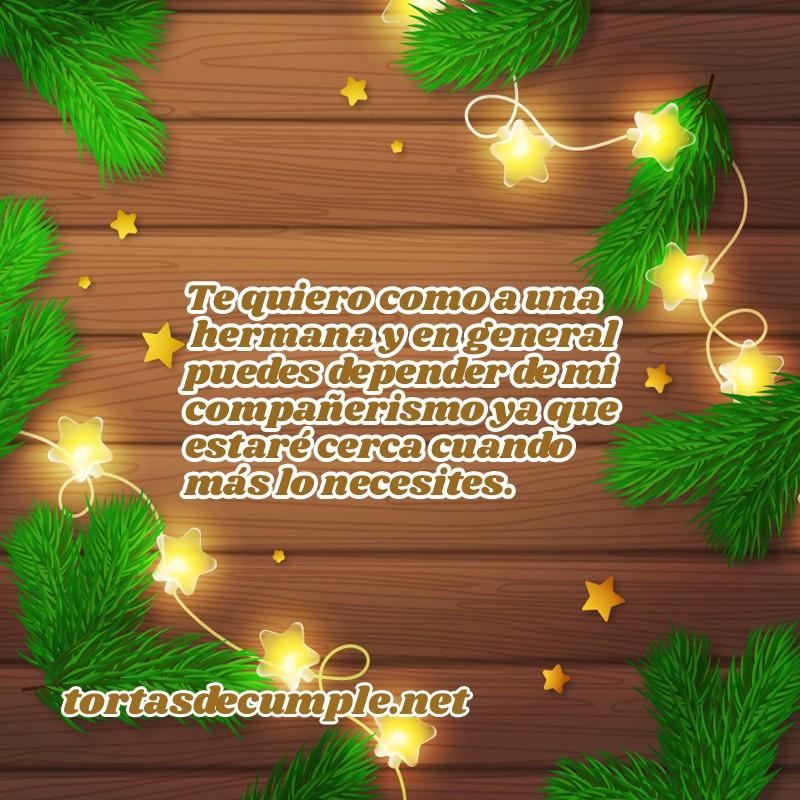 frases y mensajes navideños para dedicar a mi mejor amiga
