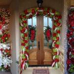 Pasos para decorar una puerta para Navidad