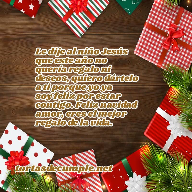 Tarjetas navideñas gratis para mi enamorado