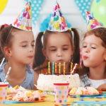 Sitios para celebrar un cumpleaños